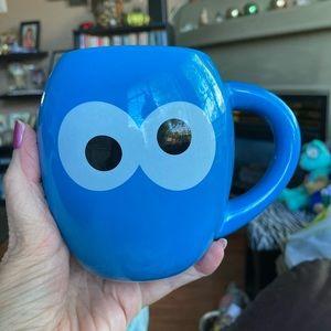 2010 Sesame Workshop Cookie Monster Large Mug